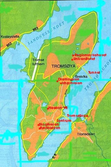 Byhistorie Tromso Kommune